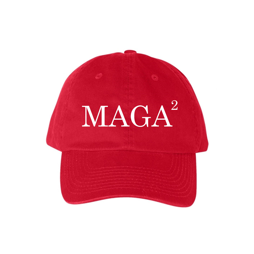 MAGA Again Hat