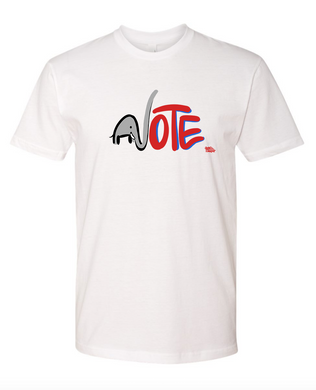 VOTE Shirt (Elephant)