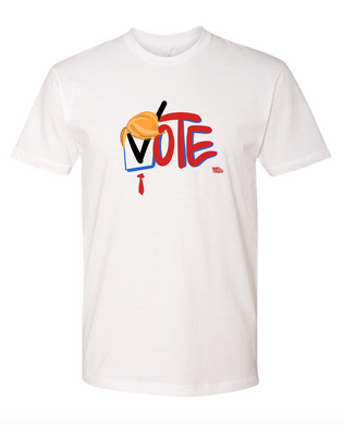 VOTE Shirt (Trump Hair)