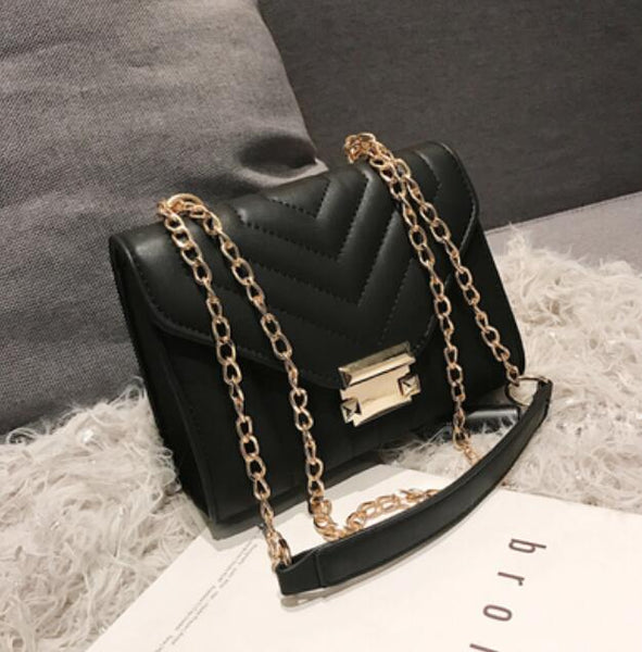 Square Chain Bag