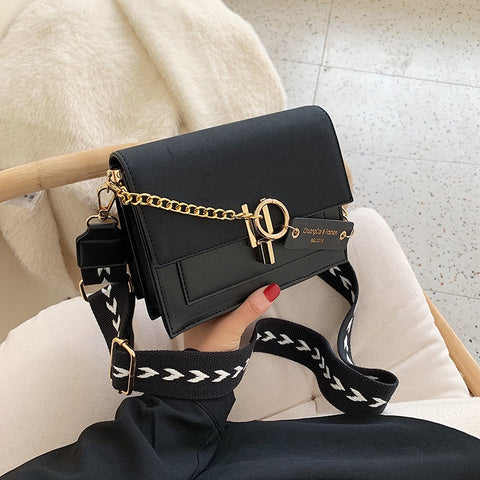 Arrow Strap Bag