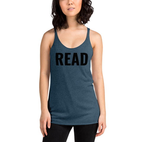 Women's Racerback READ Tank
