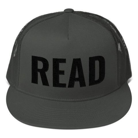 The READ Meshback Cap