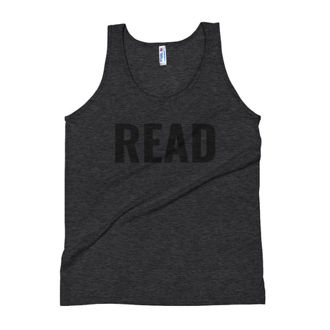 Men's READ Tank Top (Unisex)