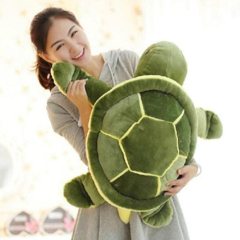 Cuddle Turtle Pillow for Kids and Adults