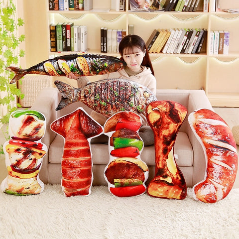 Sleeping Sushi Cuddle Pillow