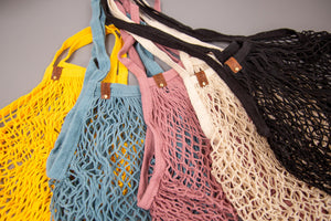 Net Bag | Crochet Bag | Grocery Tote