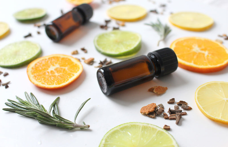 My Top 7 Essential Oils I Can't Live Without