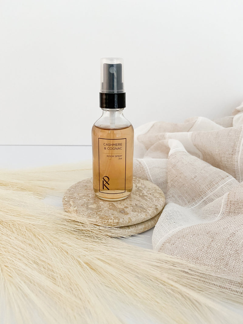 Cashmere & Cognac - 2oz Room Spray