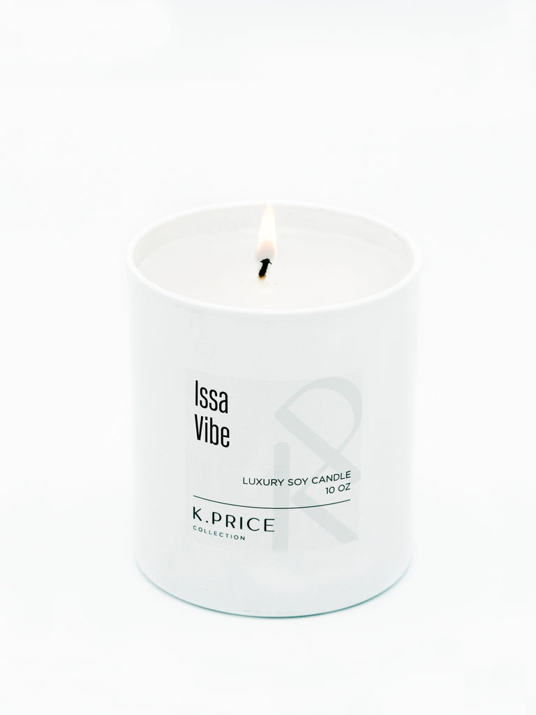 Issa Vibe - 10oz Soy Candle