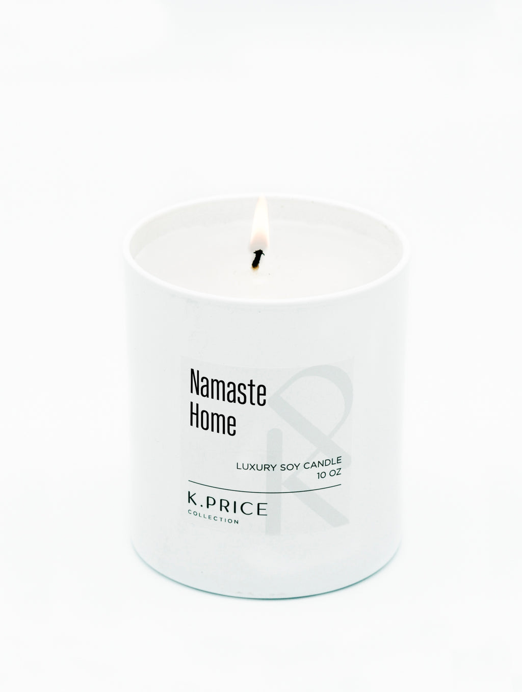 Namaste Home - 10oz Soy Candle