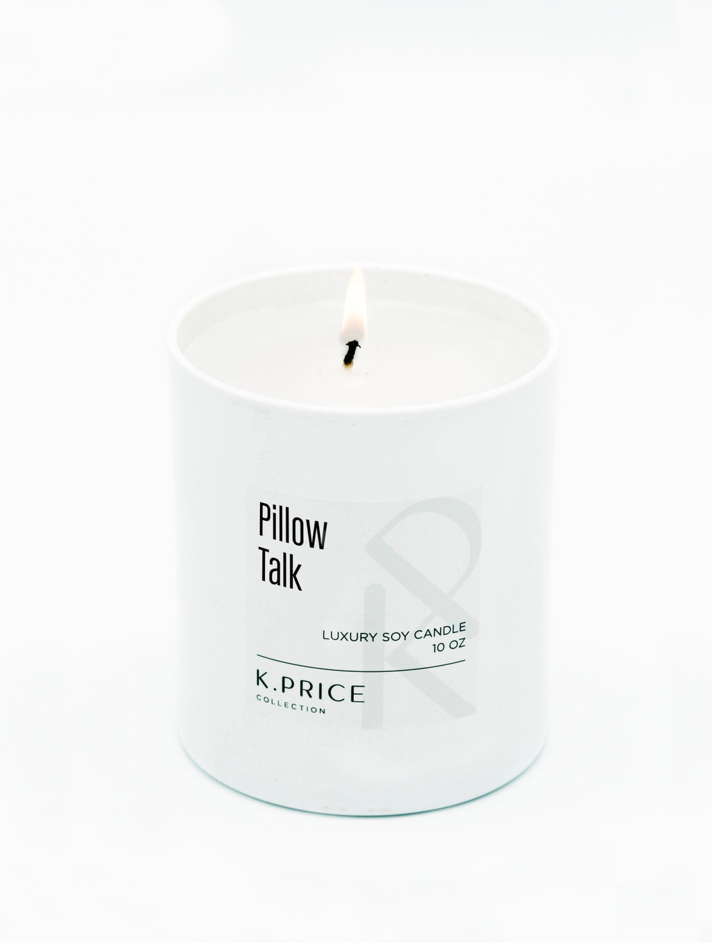 Pillow Talk - 10oz Soy Candle