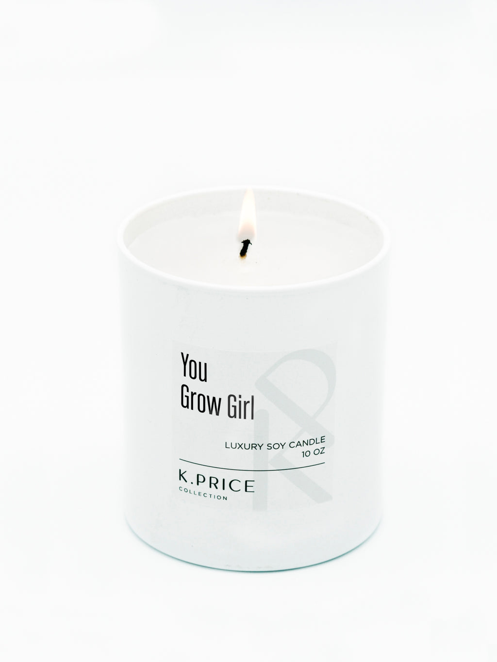 You Grow Girl - 10oz Soy Candle