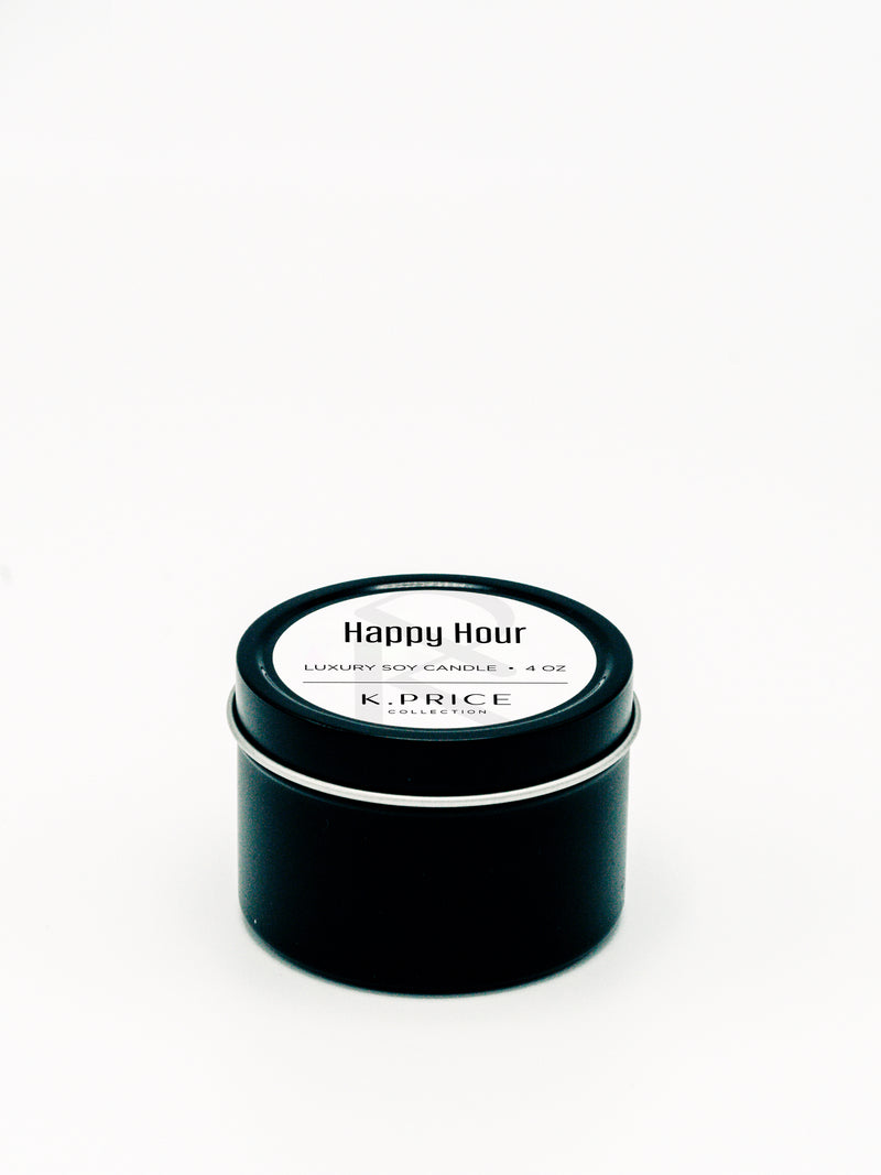 Happy Hour - 4oz Soy Candle