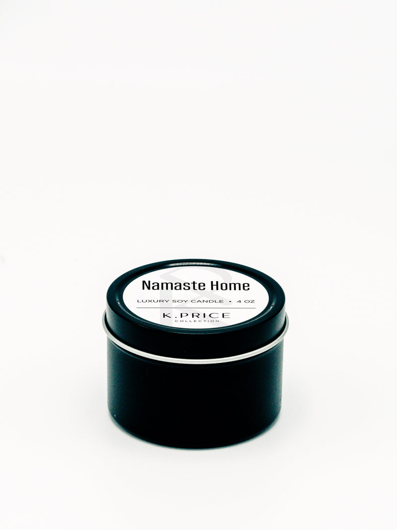 Namaste Home - 4oz Soy Candle