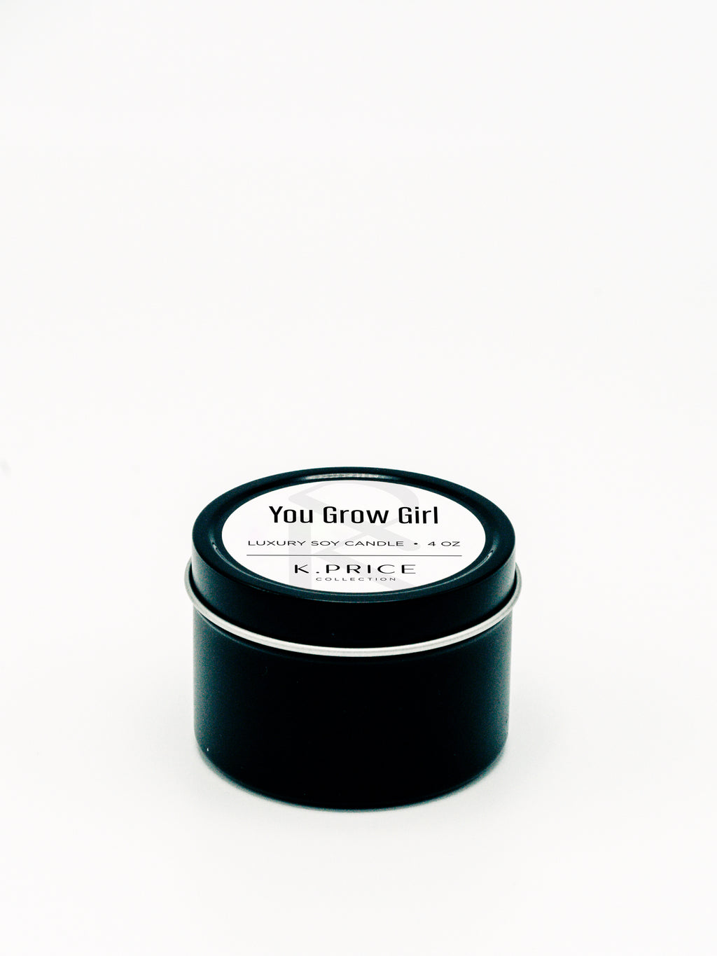 You Grow Girl - 4oz Soy Candle