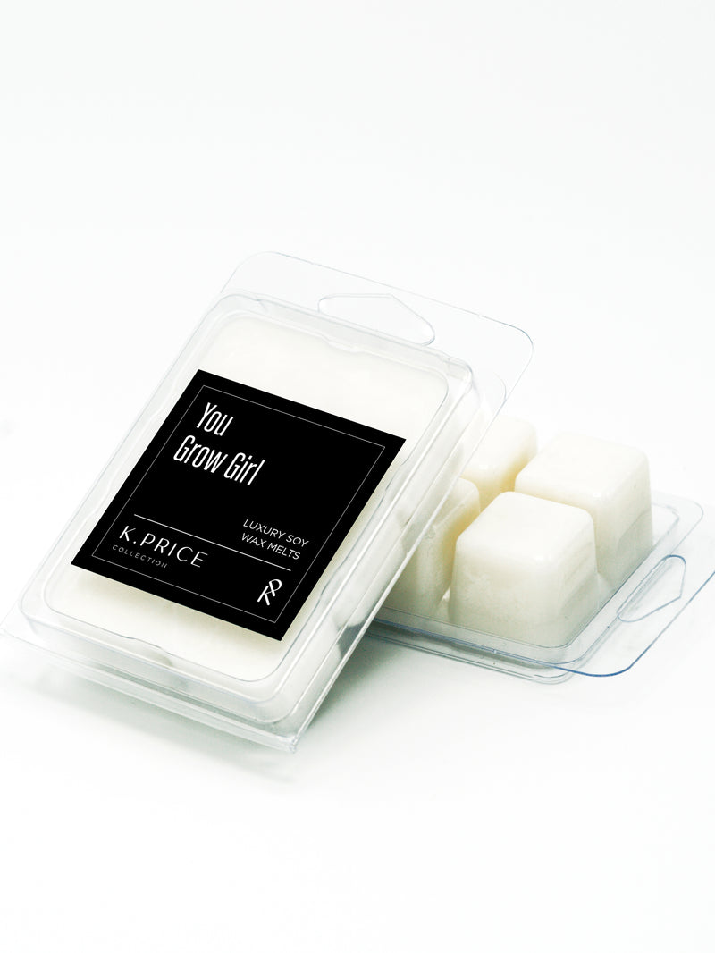You Grow Girl - Soy Wax Melts