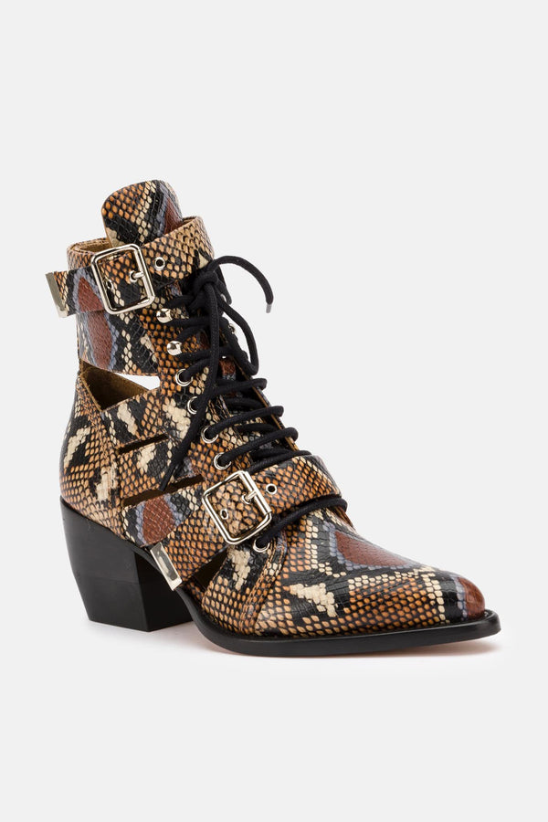 Bottines multicolores Rylee