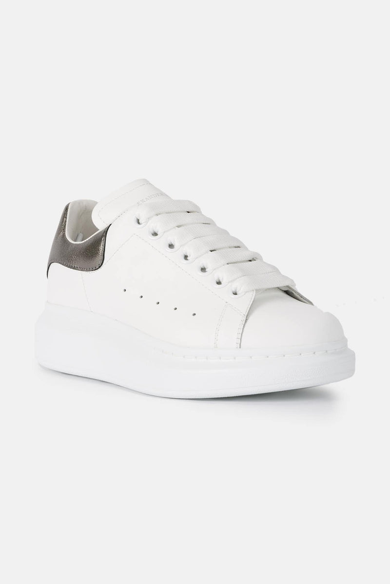 Baskets blanches oversize