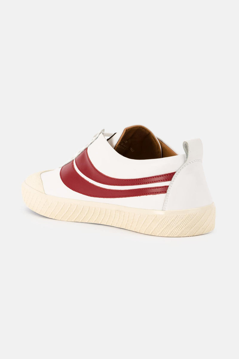 Baskets blanches Smake Bally
