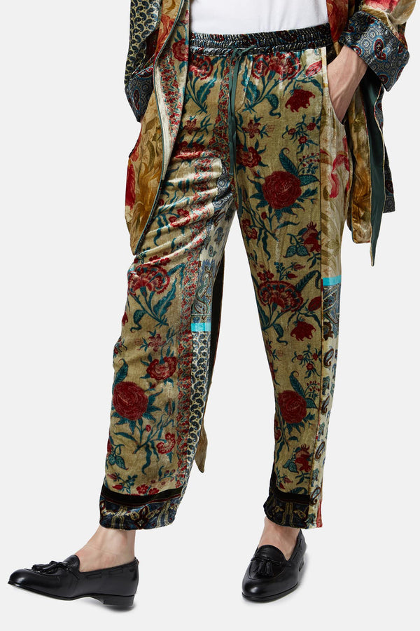 Pantalon multicolore Kanpur