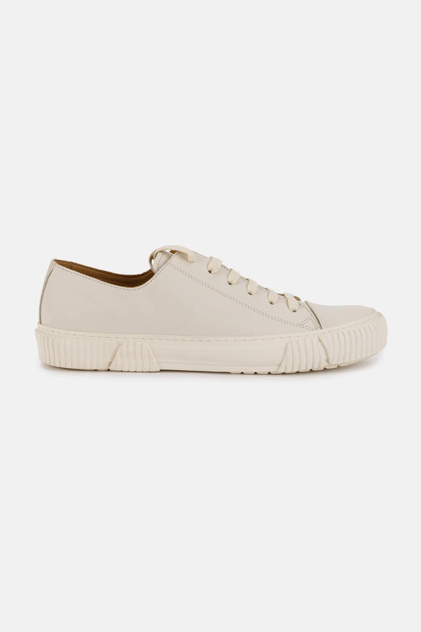 Baskets basses blanches Classic