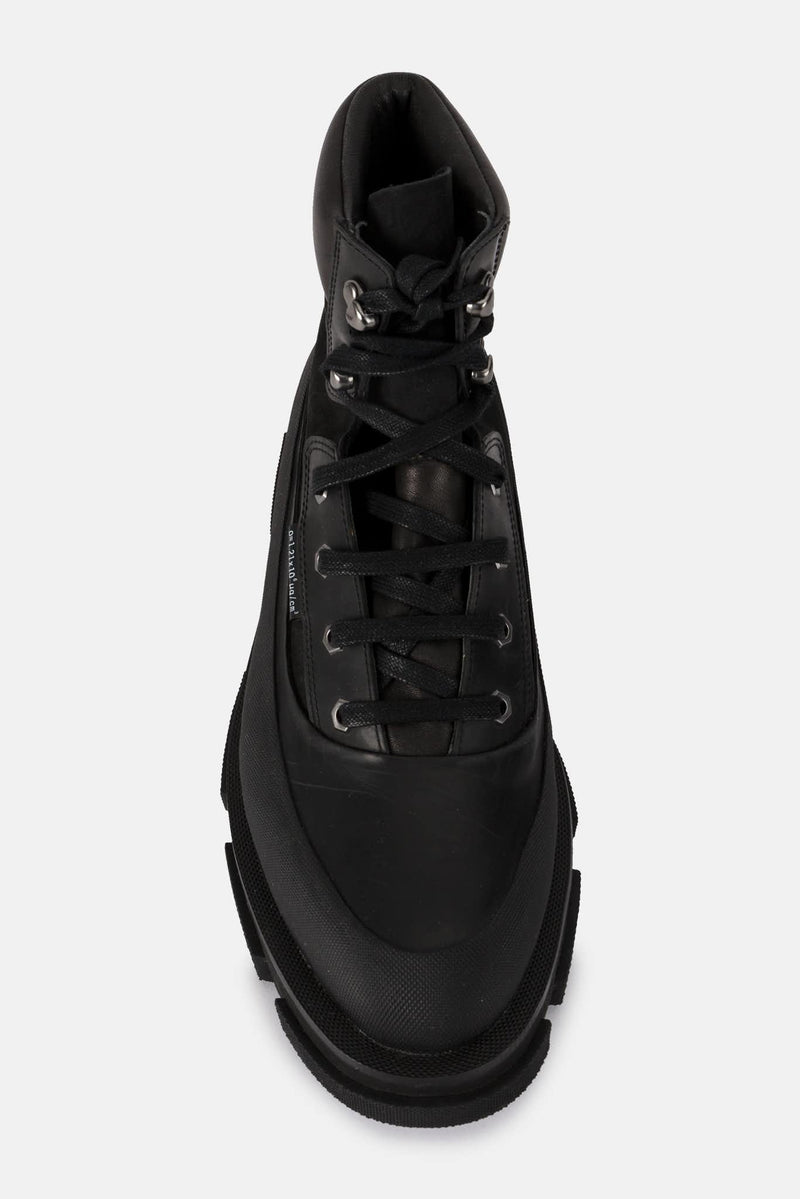 Bottes noires Gao Mid Boot Both