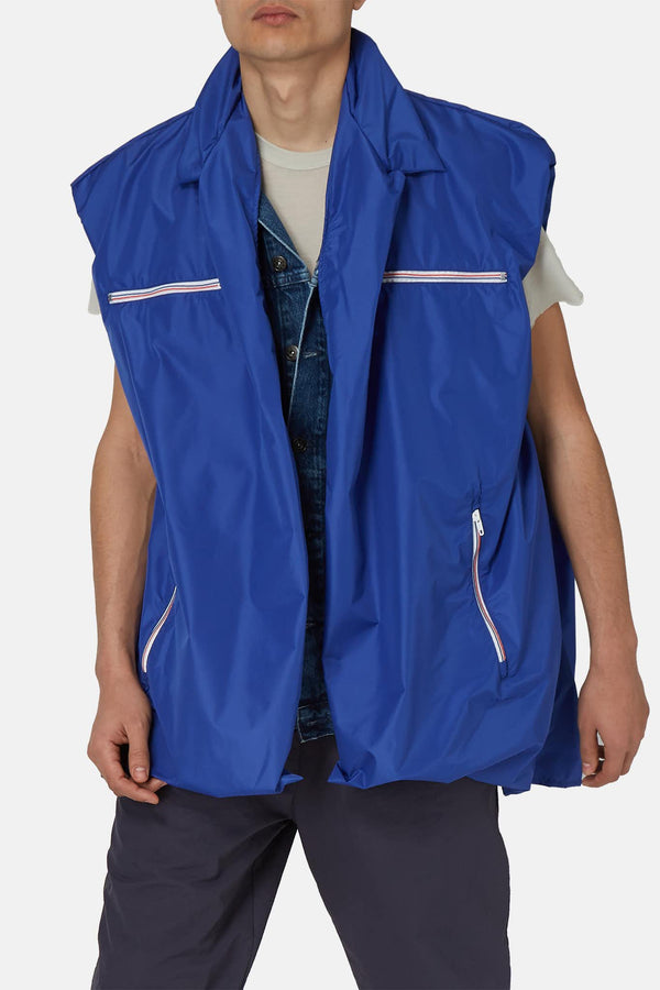 Veste sans manches bleue Y/Project