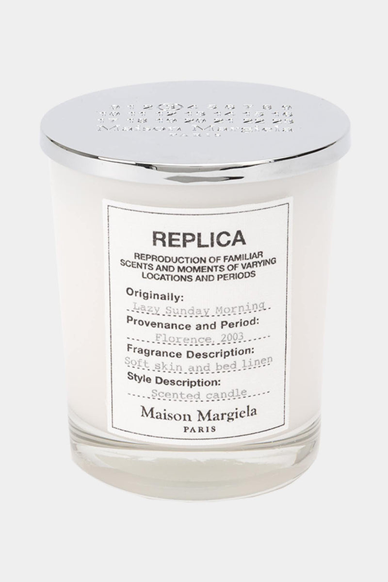 Maison Margiela Bougie parfumée Lazy Sunday Morning