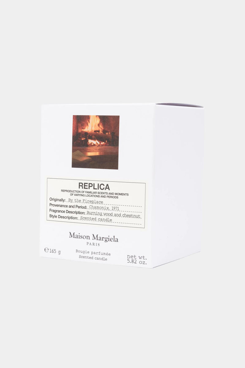 Bougie parfumée By The Fireplace Maison Margiela