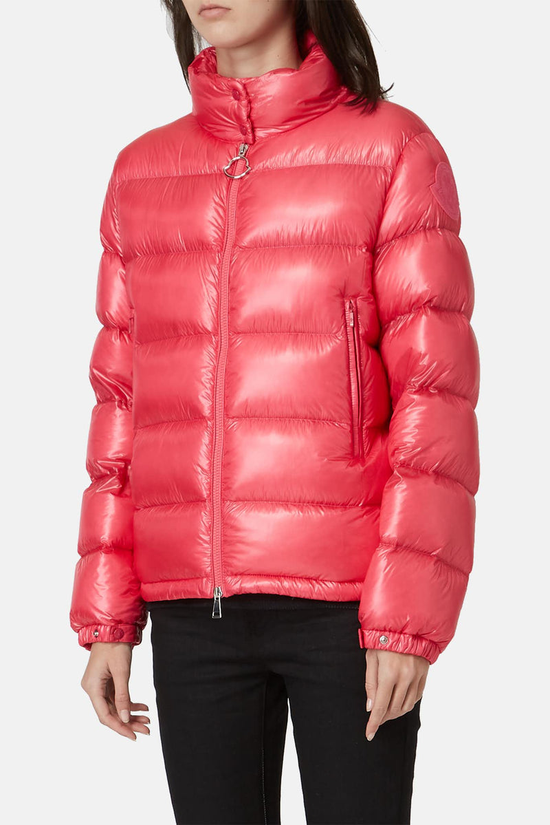 "Doudoune rose ""Copenhague"" Moncler"