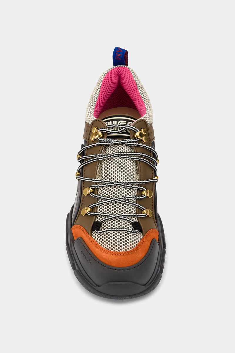 Gucci Baskets multicolores Flashtrek