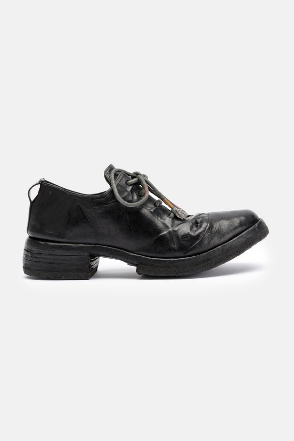 Derbies en cuir noires