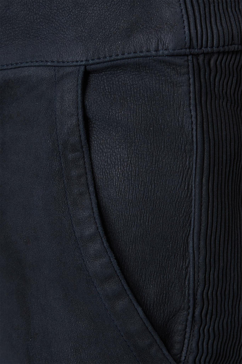Pantalon bleu marine Repetition Forcerepublik