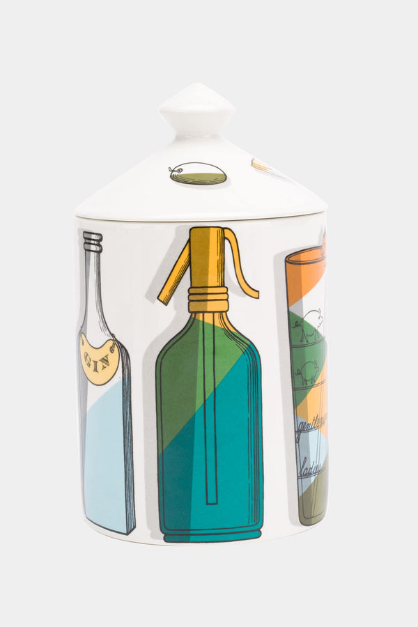 Bougie parfumée Cocktail 300g Fornasetti