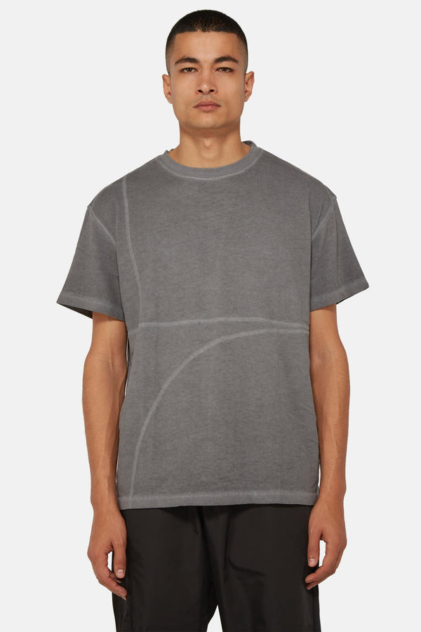 T-shirt en coton gris A Cold Wall