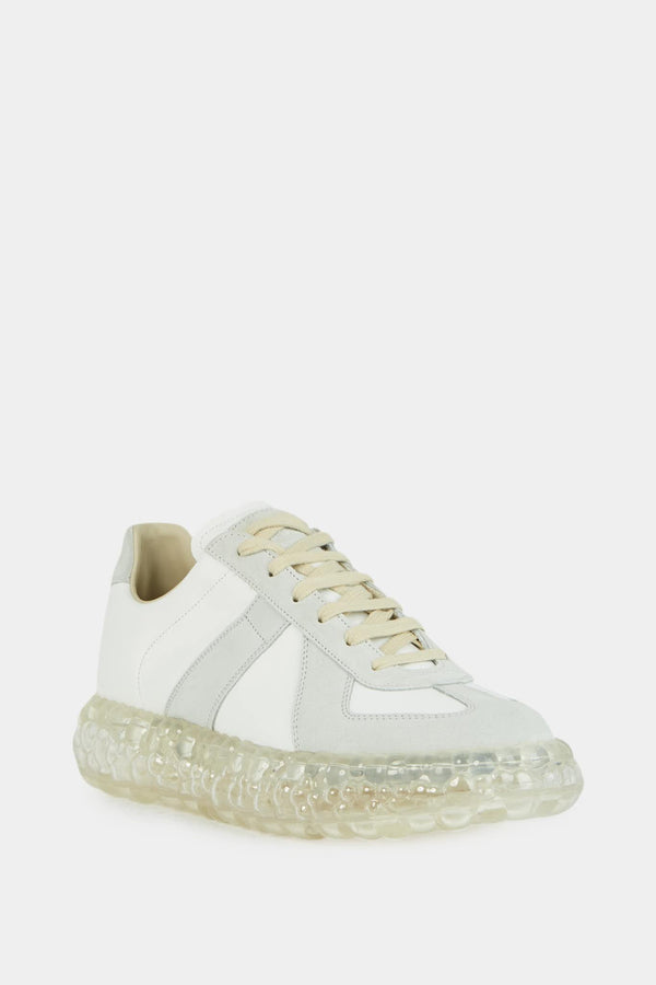 "Maison Margiela Baskets blanches ""Replica Caviar"""