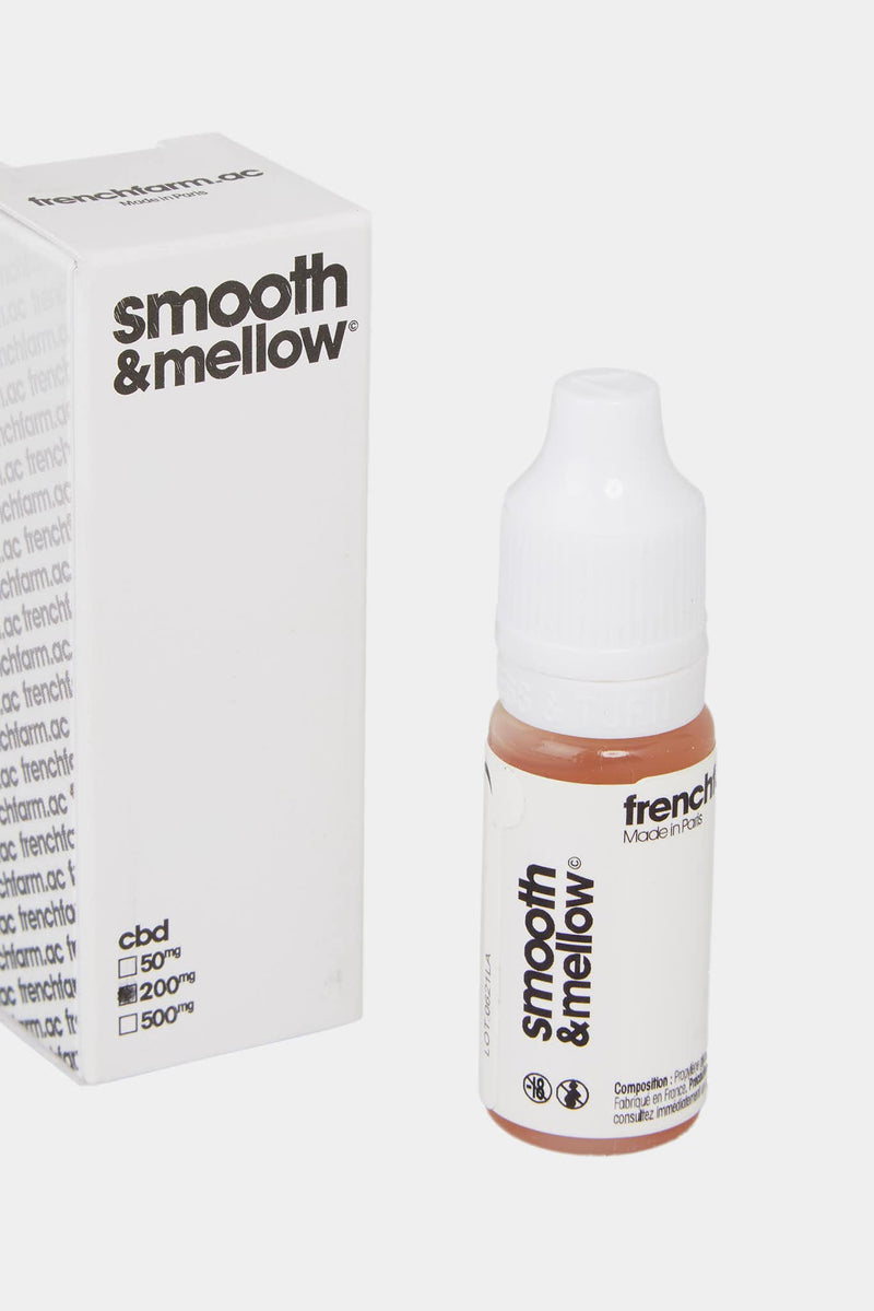 FrenchFarm E-liquide CBD 200mg Sour Skittle Smooth & Mellow