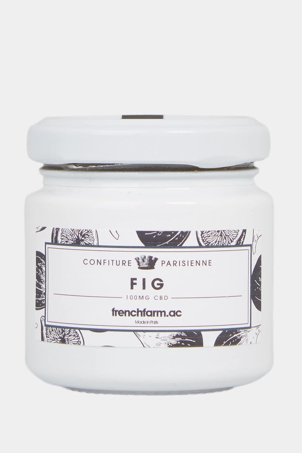 Confiture figue 100mg  Frenchfarm