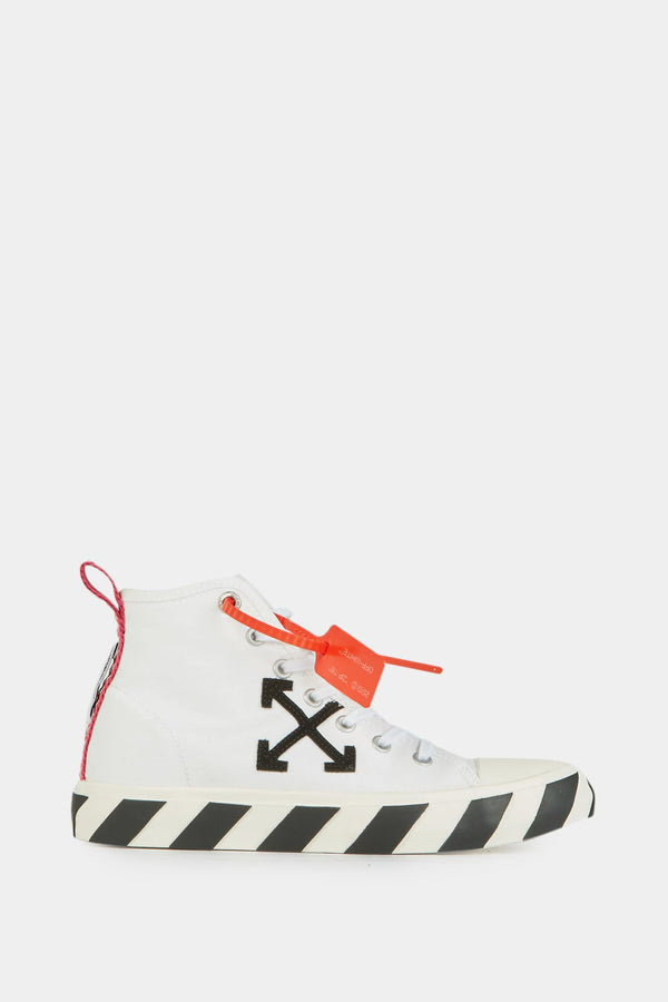 "Off-White Baskets montantes blanches ""Arrows"""