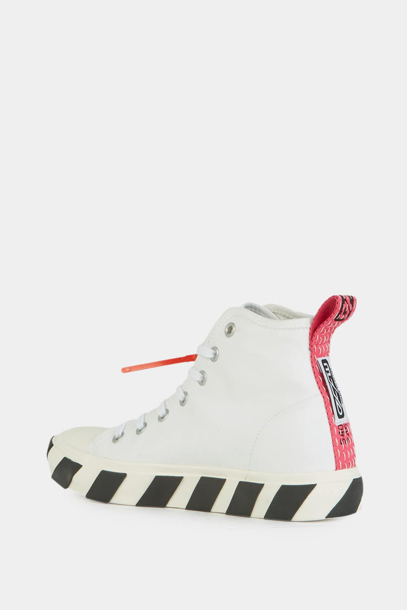"Baskets montantes blanches ""Arrows"" Off-White"