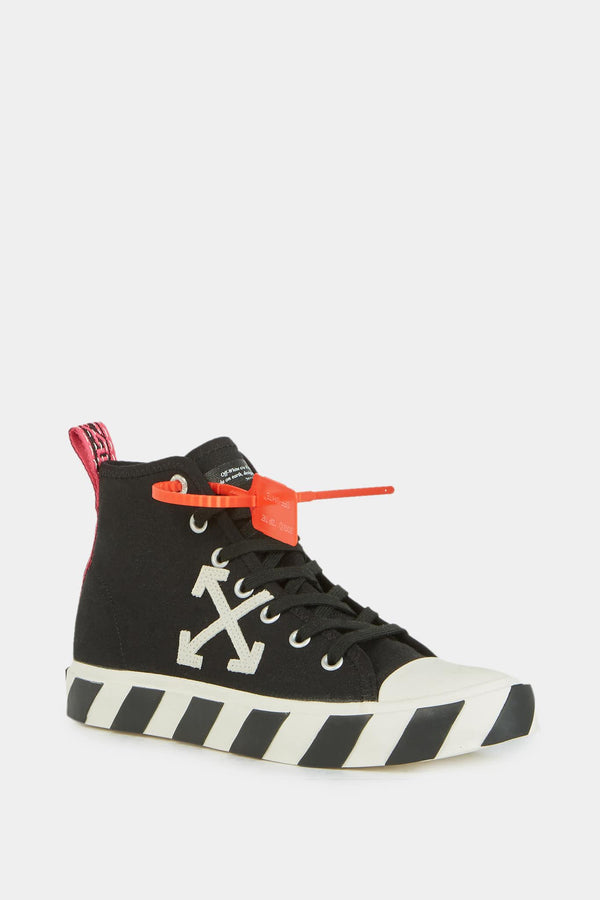 "Baskets montantes noires ""Arrows"" Off-White"