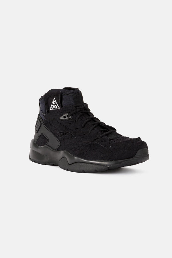 Baskets noires ACG Air Mowabb