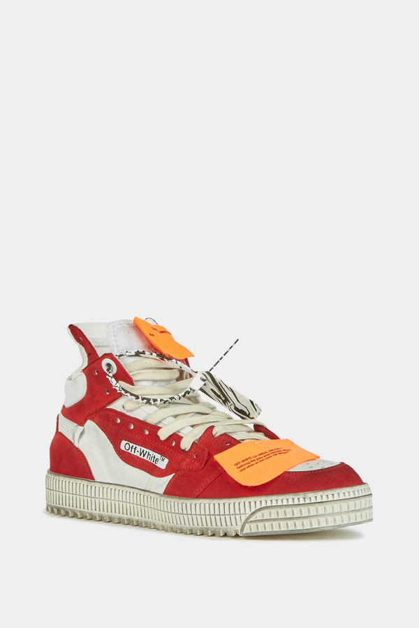 "Baskets montantes ""Off-Court"" Off-White"