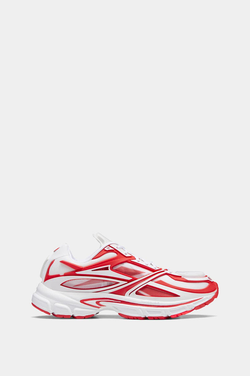 "Baskets rouges ""Premier Road""  Kanghyuk x Reebok"