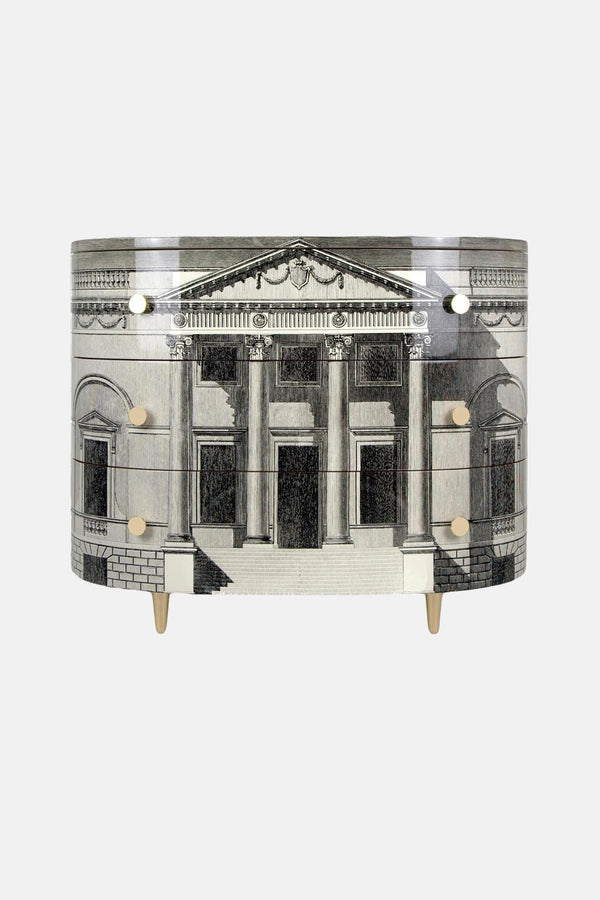 Commode incurvée Palladiana Fornasetti