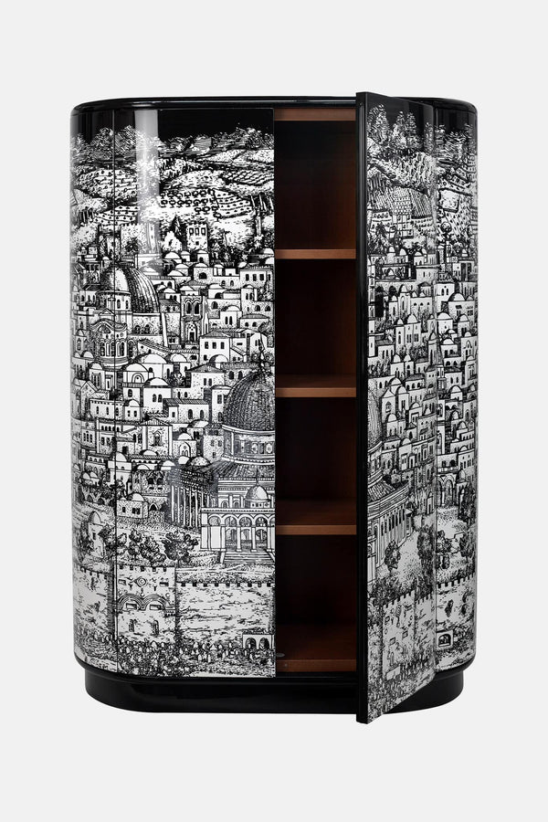 Stipo cabinet Gerusalemme Fornasetti