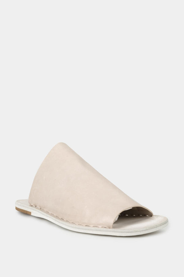 Officine Creative Fira grey leather sandals