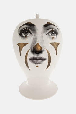 Grand vase Clown Fornasetti