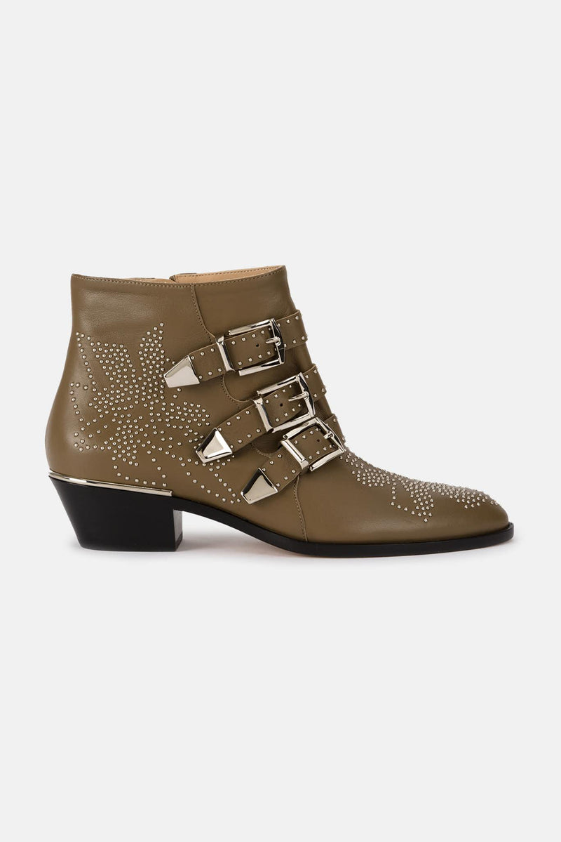 Bottines taupe Susanna